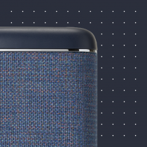 Textural Speaker Cloth Graphic